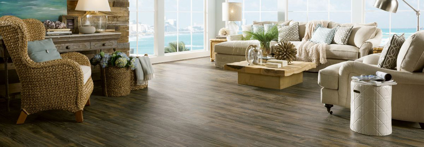 Armstrong Laminate, Coastal Living Patina, Weathered Beachwood