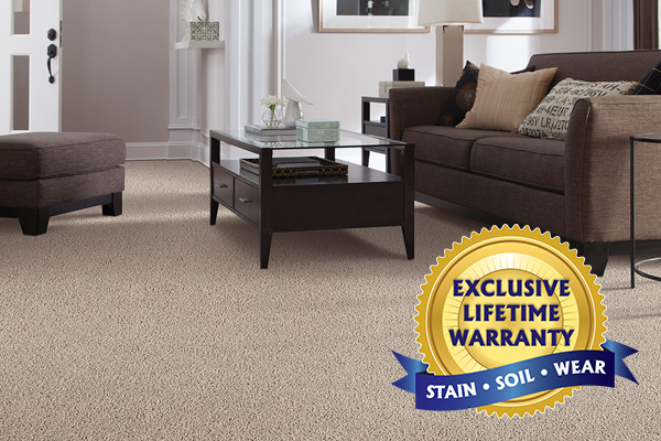Lifetime Carpet Warranty - Oceanside